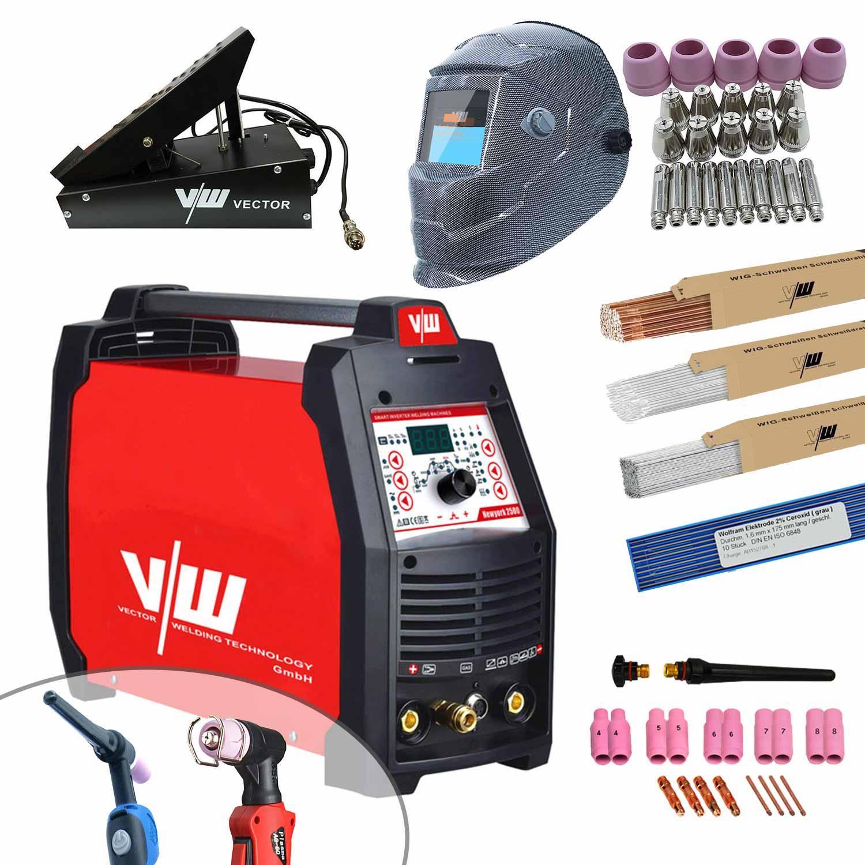 Welding equipment and plasma cutter new york 2500 Set