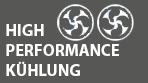 High Performance Kühlung